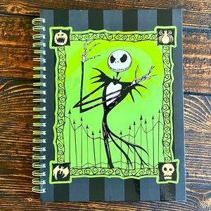 🔥NEW ITEM🔥Jack Skellington Spiral Notebook